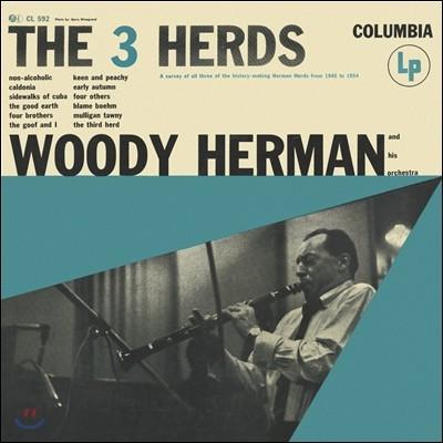 Woody Herman & His Orchestra (우디 허먼 & 히즈 오케스트라) - The 3 Herds [클라리넷 연주반]