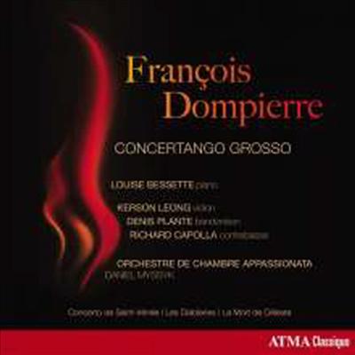 동피에르: 콘체르탱고 그로소 (Dompierre: Concertango Grosso for Piano, Violin, Bandoneon, Double Bass & Orchestra) - Daniel Myssyk