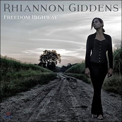 Rhiannon Giddens (리애넌 기든스) - Freedom Highway [LP]