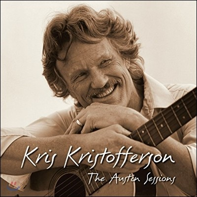 Kris Kristofferson (크리스 크리스토퍼슨) - The Austin Sessions [LP]
