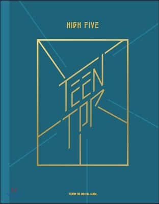 틴탑 (Teen Top) 2집 - High Five (하이 파이브) [Onstage ver.]
