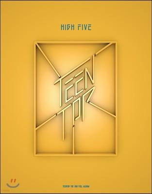 틴탑 (Teen Top) 2집 - High Five (하이 파이브) [Offstage ver.]