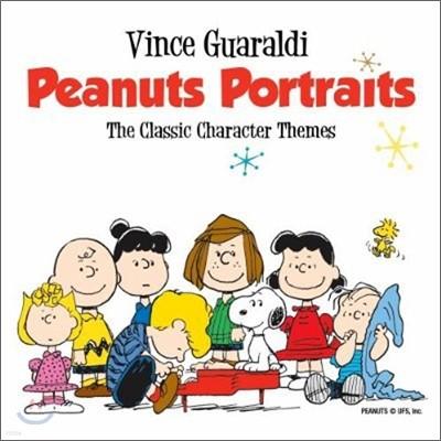 Vince Guaraldi - Peanuts Portraits: The Classic Character Themes