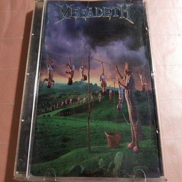 Megadeth - Youthansia