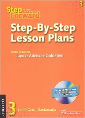 Step Forward 3 : Step-by-Step Lesson Plans with CD-Rom