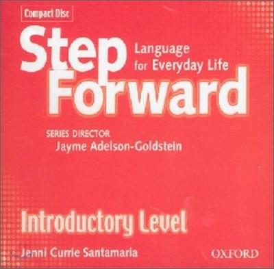 Step Forward Intro : Audio CD