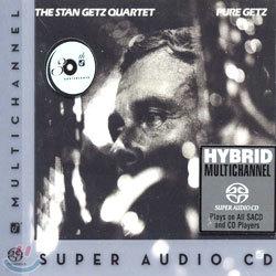 The Stan Getz Quartet - Pure Getz