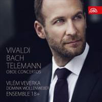 바흐, 텔레만 & 비발디: 오보에 협주곡 (Bach, Telemann & Vivaldi: Oboe Concertos) - Vilem Veverka