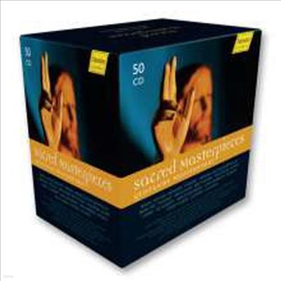 종교음악 작품집 (Sacred Masterpieces) (50CD Boxset) - Helmuth Rilling