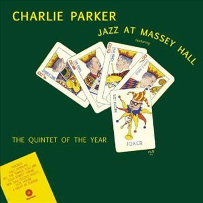Charlie Parker - Jazz at Massey Hall (Ltd.Edition)(180G)(LP)
