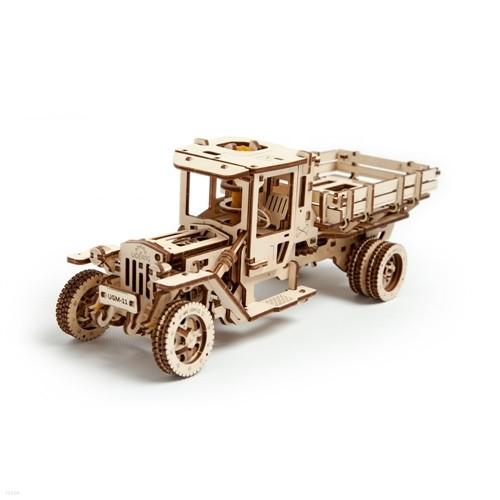 [유기어] UGEARS 3D 퍼즐 Truck UGM-11 (트럭) 목재모형