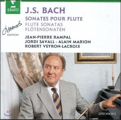 Jean-Pierre Rampal 바흐: 플루트 소나타 (Bach: Flute Sonatas)