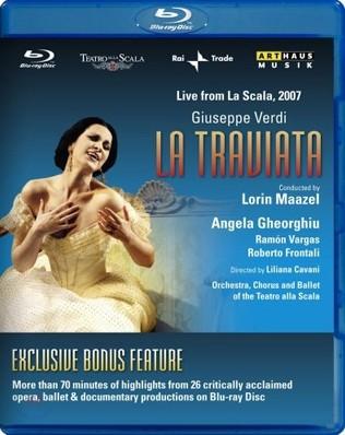 Angela Gheorghiu 베르디: 라 트라비아타 - 안젤라 게오르규 (Verdi : La Traviata)