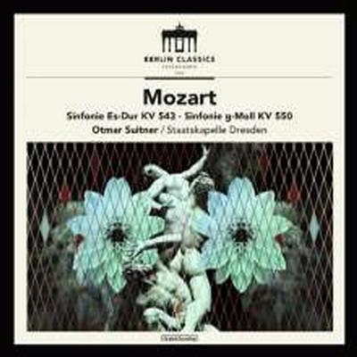모차르트: 교향곡 39, 40번 (Mozart: Symphony No.39 & 40)(CD) - Otmar Suitner