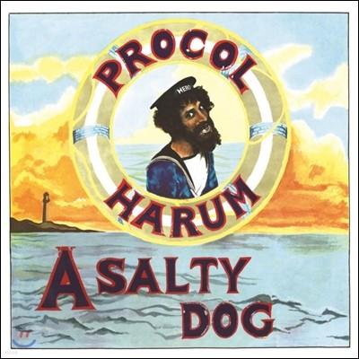 Procol Harum (프로콜 하럼) - A Salty Dog  [LP]