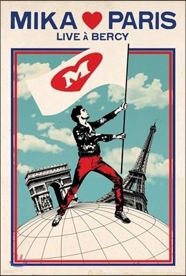 Mika (미카) - Mika ♥ Paris (Mika Loves Paris): Live At Bercy [DVD]