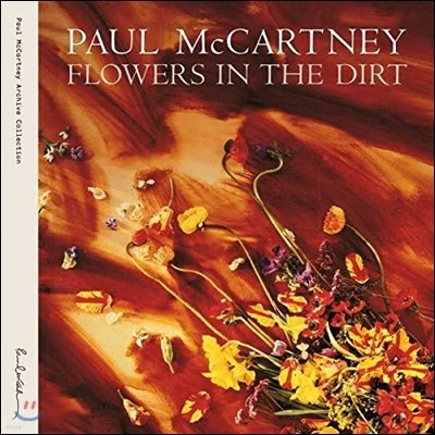 Paul McCartney (폴 매카트니) - Flowers In The Dirt [2LP]