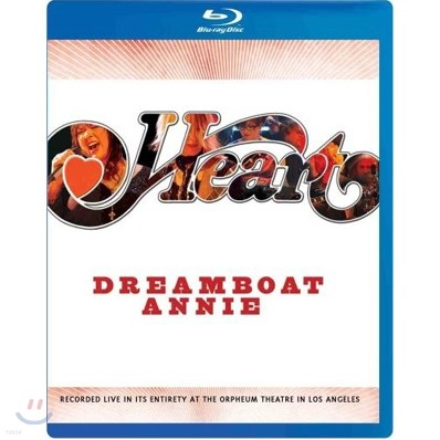 Heart - Dreamboat Annie Live