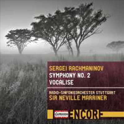 라흐마니노프: 교향곡 2번, 보칼리제 (Rachmaninov: Symphony No.2 & Vocalise) - Neville Marriner