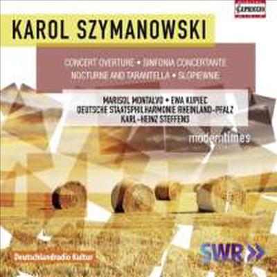 시마노프스키: 교향곡 4번, 노투르노 타란텔라 (Szymanowski: Symphony No.4, Notturno E Tarantella) - Karl-Heinz Steffens