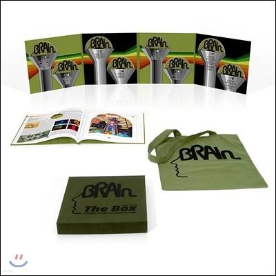 The Brain Box: Cerebral Sounds Of Brain Records 1972-1979 (브레인 박스: 브레인 레코드 박스세트)