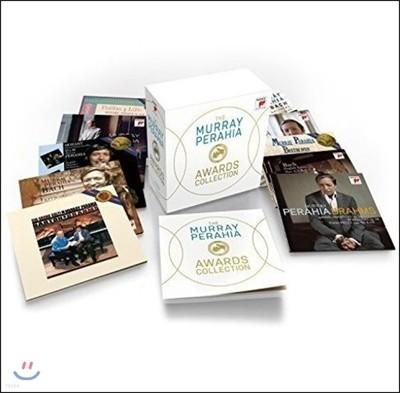 Murray Perahia 머레이 페라이어 - 어워드 컬렉션 15CD 박스세트 (The Awards Collection)