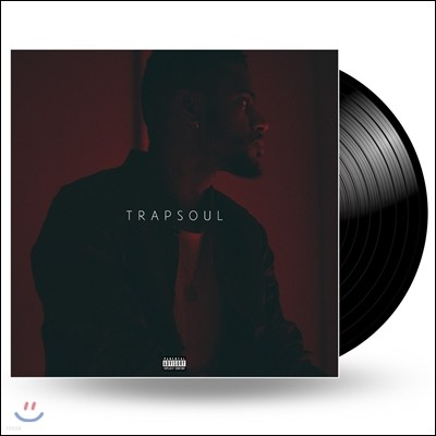 Bryson Tiller (브라이슨 틸러) - T R A P S O U L [LP]