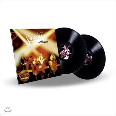 Smokie (스모키) - The Concert: Live In Essen, Germany1978 [2LP]
