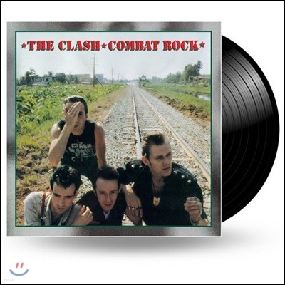 The Clash (클래시) - Combat Rock [LP]