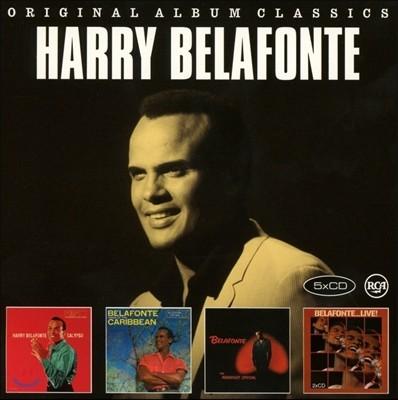 Harry Belafonte (해리 벨라폰테) - Original Album Classics (오리지널 앨범 클래식스)