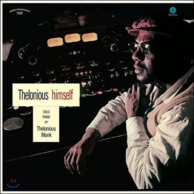 Thelonious Monk - Thelonious Himself 텔로니어스 몽크 솔로 피아노 앨범 [LP]