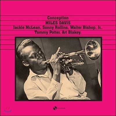 Miles Davis (마일즈 데이비스) - Conception [LP]