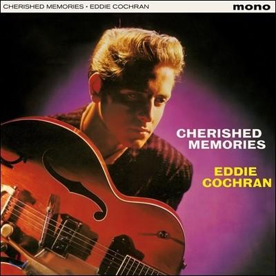 Eddie Cochran (에디 코크란) - Cherished Memories [LP]