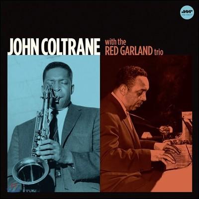 John Coltrane - With The Garland Trio (존 콜트레인 & 레드 갈랜드 트리오) [LP]