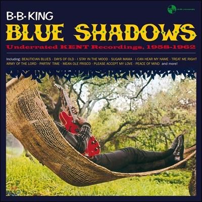 B.B. King (비 비 킹) - Blue Shadows [LP]