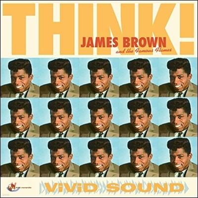 James Brown & The Famous Flames (제임스 브라운, 더 페이머스 플래임즈) - Think! [LP]
