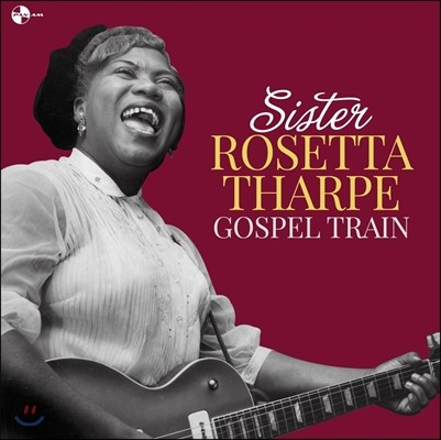 Sister Rosetta Tharpe (시스터 로제타 사프) - Gospel Train: Great Trio Sessions [LP]