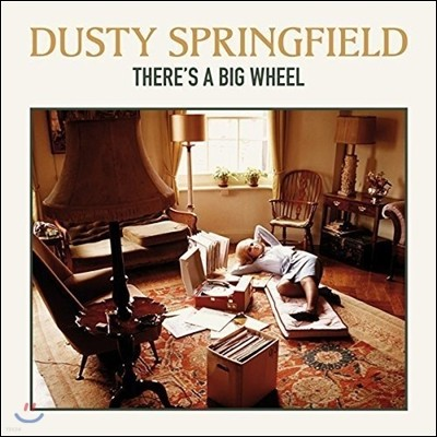 Dusty Springfield (더스티 스프링필드) - There's A Big Wheel [LP]
