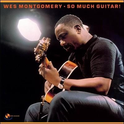 Wes Montgomery (웨스 몽고메리) - 6집 So Much Guitar! [LP]