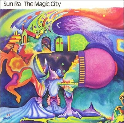Sun Ra & Solar Arkestra (선 라 & 솔라 아케스트라) - The Magic City [LP]