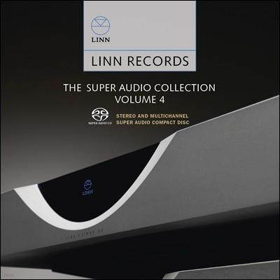 린 레코드 슈퍼 오디오 서라운드 컬렉션 4집 (Linn The Super Audio Collection Vol.4)