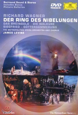 James Levine / Matti Salminen 바그너: 니벨룽겐의 반지 전집 - 마티 살미넨, 제임스 레바인 (Wagner: Der Ring Des Nibelungen)