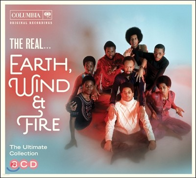 Earth, Wind & Fire - The Ultimate Collection: The Real 어스, 윈드 앤 파이어 베스트 앨범