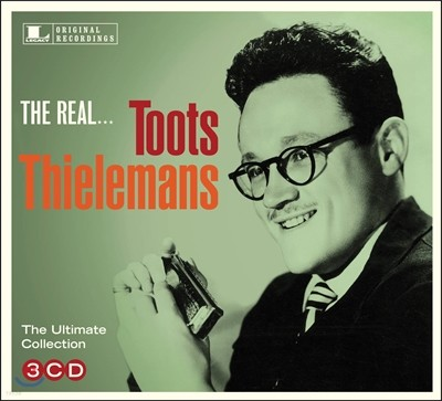 Toots Thielemans - The Ultimate Collection: The Real 투츠 틸레만스 베스트 앨범