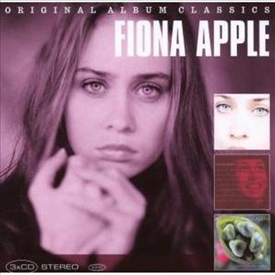 Fiona Apple - Original Album Classics (3CD)