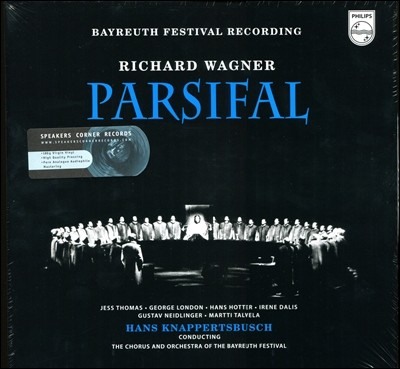Hans Knappertsbusch 바그너: 파르지팔 (Wagner: Parsifal)