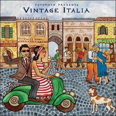 Putumayo Presents Vintage Italia (푸투마요 프레젠트 빈티지 이탈리아)