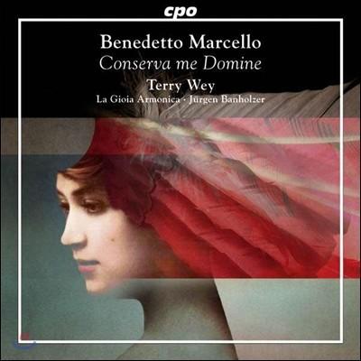 Terry Wey 마르첼로 / 사키니 / 마르티니: 교회음악 작품 (Conserva Me Domine - Marcello / Sacchini / Martini / Chiesa) 테리 웨이, 라 조이아 아르모니카