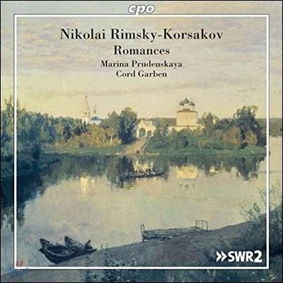 Marina Prudenskaya 림스키-코르사코프: 로망스 - 가곡집 (Rimsky-Korsakov: Romances) 마리나 프루덴스카야, 코르트 가르벤