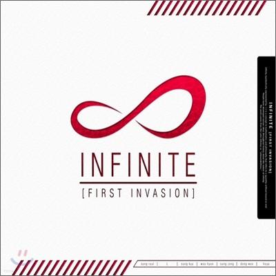 인피니트 (Infinite) - 1st 미니앨범 : First Invasion